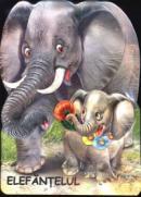 Elefantelul (cartonat) - Galina Zlatina