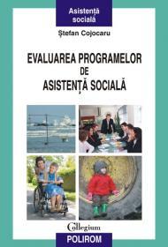 Evaluarea programelor de asistenta sociala - Stefan Cojocaru