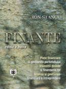 Finante, editia a IV-a - Ion Stancu