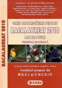 Ghid de pregatire pentru Bacalaureat 2010. Biologie vagetala si animala - Dr. Prof. Elena Hutanu-Crocnan