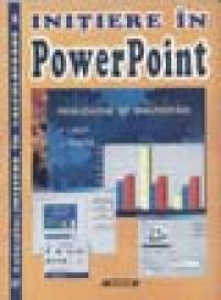 Initiere in Power Point - Sorin Matei