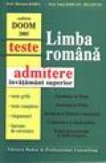 Limba romana - admitere in invatamantul superior - Mariana Badea