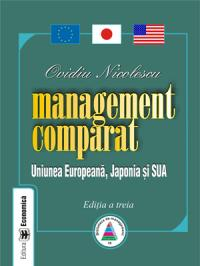 Management comparat, editia a III-a - Ovidiu Nicolescu