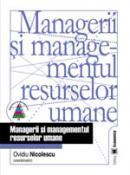 Managerii si managementul resurselor umane - Ovidiu Nicolescu