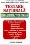 Testare nationala - Ion Rotaru (coord.)