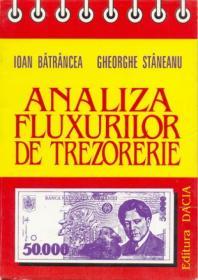 Analiza Fluxurilor De Trezorerie - Batrancea Ioan, Staneanu Gheorghe