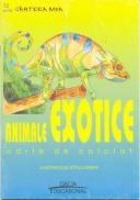 Animale Exotice- Carte De Colorat - Groff Attila