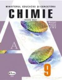 Chimie. Manual Pentru Clasa A Ix-a  - Ionela Alan