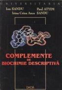 Complemente De Biochimie Descriptiva - Sandu Ion si Altii