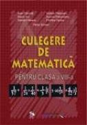 Culegere De Matematica. Clasa A Viii-a  - Petre Simion si Colectiv