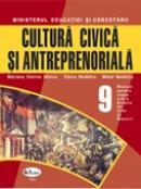 Cultura Civica si Antreprenoriala. Manual Clasa A Ix-a  - Mariana Doina Stoica, Elena Nedelcu, Mihai Nedelcu