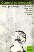 Cuptorul Cu Microunde-romanul Unui Bloc In Zece Secvente Horror - Tuculescu Radu