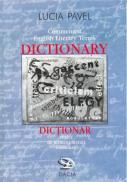 Dictionar Englez De Termeni Literari Comentati - Pavel Lucia