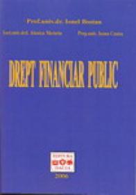 Drept Financiar Public - Ionel Bostan
