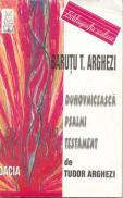 Duhovniceasca, Psalmi, Testament - Arghezi Barutu T.