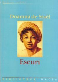 Eseuri - Doamna De Stael