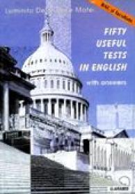 Fifty Useful Test In English With Answers  - Luminita Delgiudice Matei