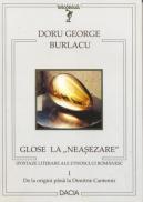 Glose La Neasezare - Burlacu Doru George