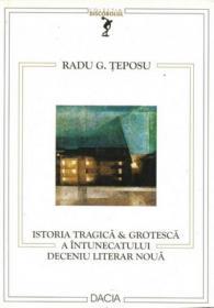 Istoria Tragica si Grotesca A Intunecatului Deceniu Literar Noua - Teposu Radu G.