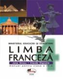 Limba Franceza - Manual, Clasa A Iv-a  - Jana Grosu,claude Dignoire