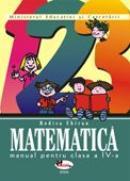 Matematica - Manual, Clasa A Iv-a  - Rodica Chiran