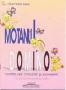 Motanul Domino- Carte De Colorat si Povestit - Lazar Georgeta-olimpia