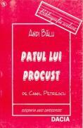 Patul Lui Procust De Camil Petrescu - Balu Andi
