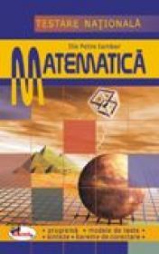 Testare Nationala. Matematica  - Ilie Petre Iambor