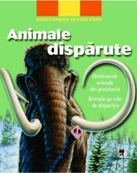 Animale disparute - Larousse