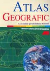 Atlas geografic general ( Editie necartonata) - DE AGOSTINI Istituto Geografico
