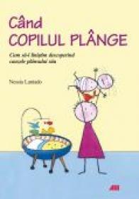 Cand copilul plange - Nessia Laniado