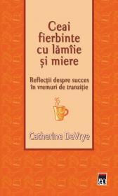 Ceai fierbinte cu lamaie si miere - Catherine Devrye