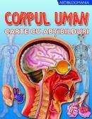Corpul uman carte cu abtibilduri - Liz Leask