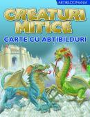 Creaturi mitice carte cu abtibilduri - Natasha Reed
