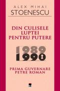 Din culisele luptei pentru putere 1989-1990. Prima guvernare Petre Roman - Alex Mihai Stoenescu