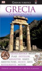 Ghid turistic Grecia Continentala - Dorling Kindersley