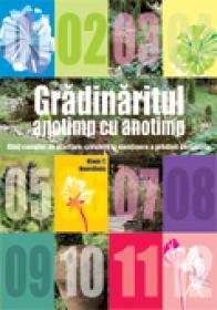 Gradinaritul anotimp cu anotimp - Klaas T. Noordhuis