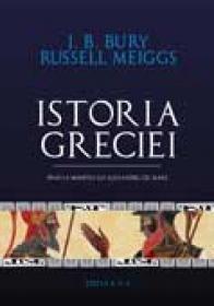Istoria greciei / softcover - J.B.Bury, Russell Meiggs