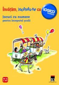 Logico - jocuri cu numere pentru inceputul scolii ed.II - Finken