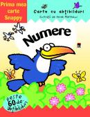 Numere - carte cu abtibilduri - ***