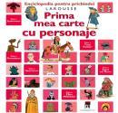 Prima mea carte cu personaje - Laure Cambournac