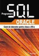 Programare SQL-Oracle caiet de laborator - Silca Ilici