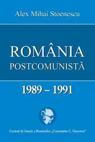 Romania postcomunista - Alex Mihai Stoenescu