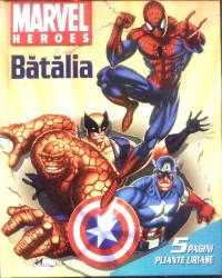 Batalia - Marvel Heroes