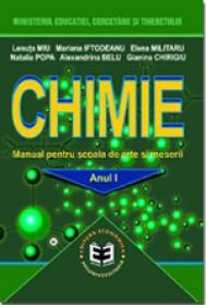 Chimie - Sc. profesionala - L. Miu , M. Iftodeanu
