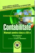 Contabilitate. Manual pentru clasa a XII-a - Aureliana-Guoadelia Cojocea , Alexandru Salceanu