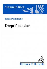 Drept financiar - Postolache Rada