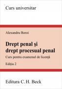 Drept penal si drept procesual penal. Curs pentru examenul de licenta. Editia 2 - Boroi Alexandru