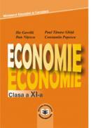 Economie CL. XI - Ilie Gavrila , Paul Tanase Ghita , Dan Nitescu , Constantin Popescu