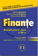 Finante CL. XII - Tatiana Mosteanu , Narcisa Roxana Mosteanu , Elena-Liliana Iftimie